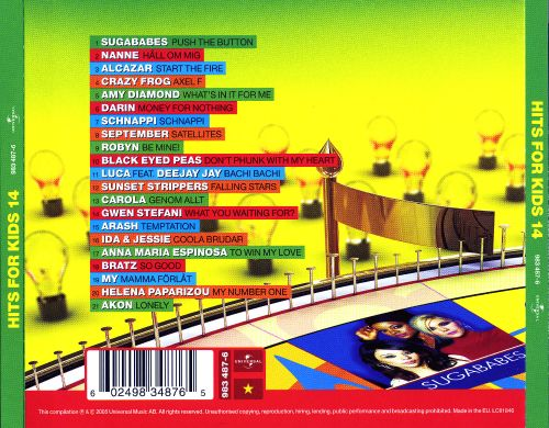 Hits for Kids, Vol. 14