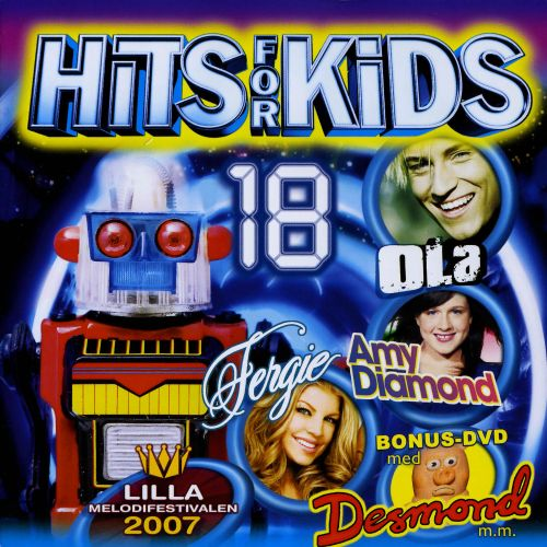 Hits for Kids, Vol. 18 [Universal]