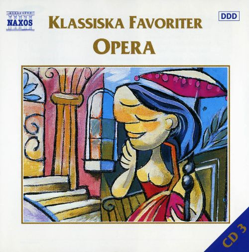 Klassiska Favoriter: Opera, CD 3