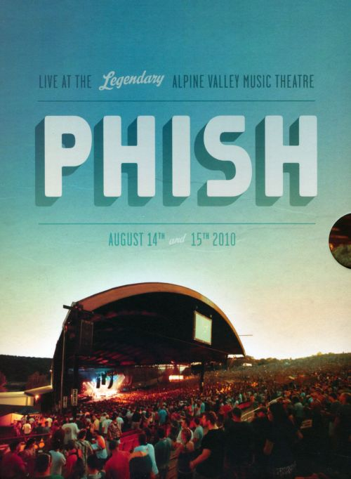 Live at the Legendary Alpine Valley Music Theatre