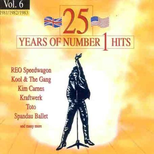 25 Years of Number 1 Hits, Vol. 6