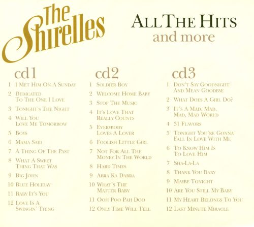 All the Hits and More