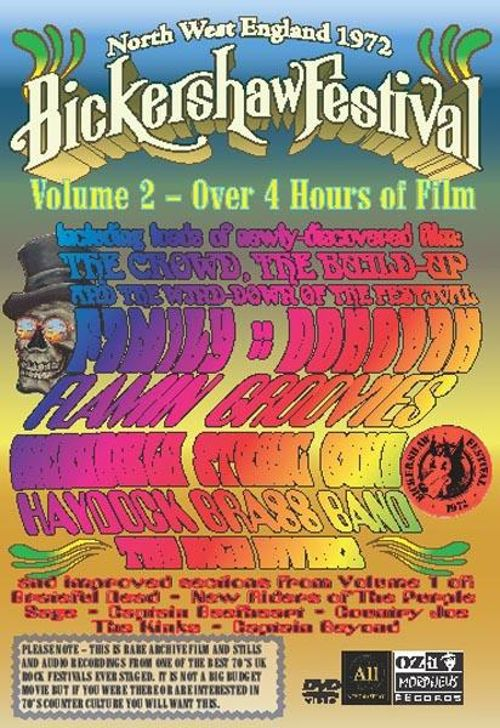 The  Bickershaw Festival 1972, Vol. 2