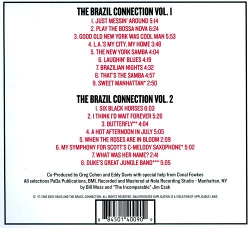 The  Brazil Connection, Vol. 1 & 2