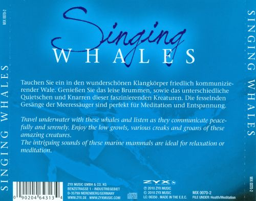Singing Whales