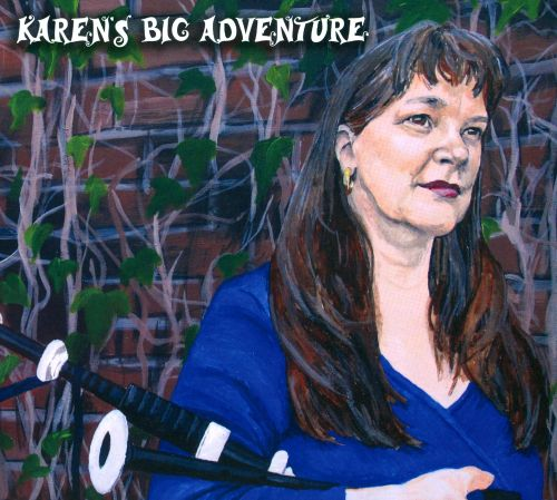 Karen's Big Adventure