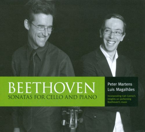 Beethoven: Sonatas for Cello and Piano