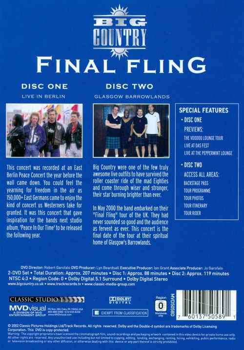 The Final Fling [Video]
