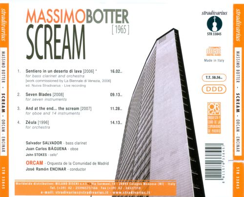Massimo Botter: Scream