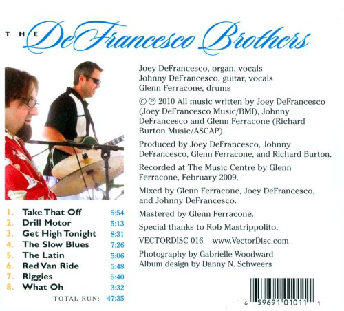 The DeFrancesco Brothers