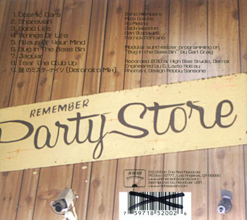 Party Store