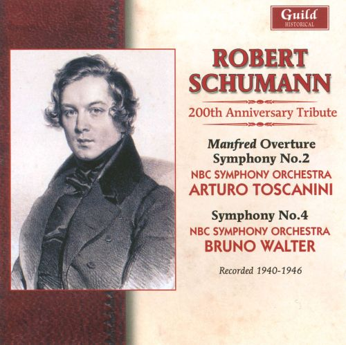 Robert Schumann: 200th Anniversary Tribute