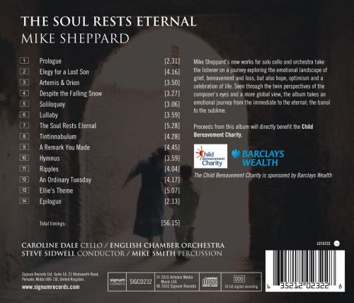 Mike Sheppard: The Soul Rests Eternal