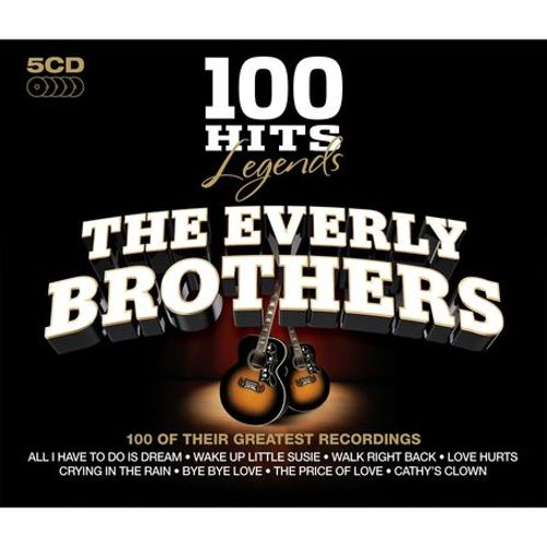 100 Hits Legends: The Everly Brothers