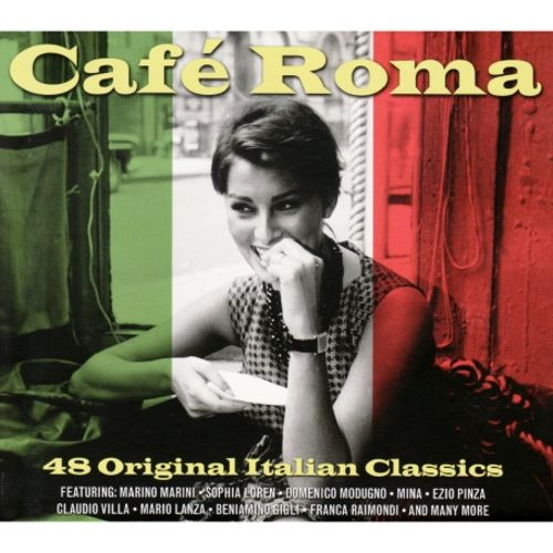 Cafe roma not now various artists songs reviews credits allmusic - Franca raimondi aprite le finestre ...