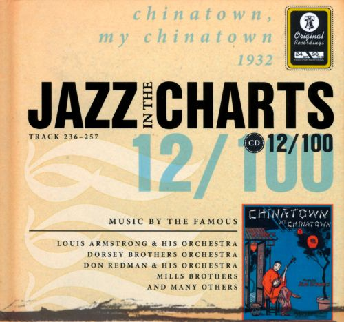 Jazz in the Charts 12/100: 1932