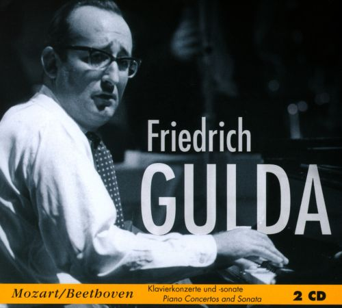 Friedrich Gulda plays Mozart & Beethoven