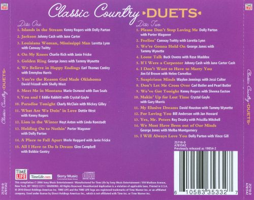 Classic Country: Duets