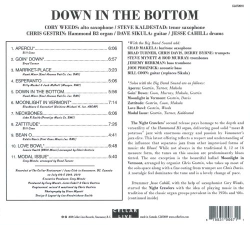 Down In the Bottom