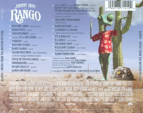 Rango: Music from the Motion Picture