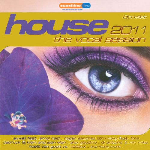 House 2011: The Vocal Session