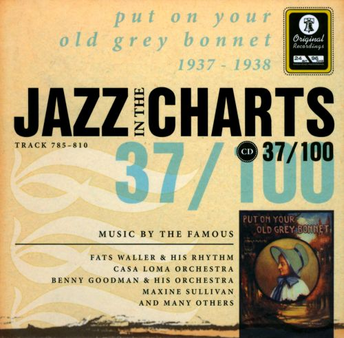 Jazz in the Charts 1937, Vol. 8