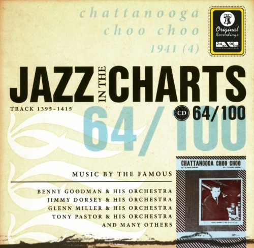 Jazz in the Charts 1941, Vol. 4