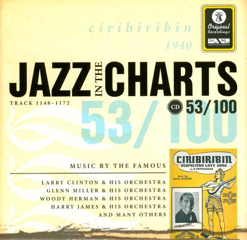 Jazz in the Charts 1940