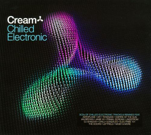 Cream Chilled Electronic