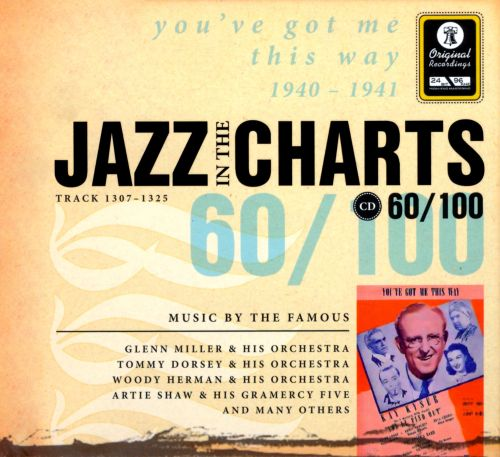 Jazz in the Charts 1940-1941