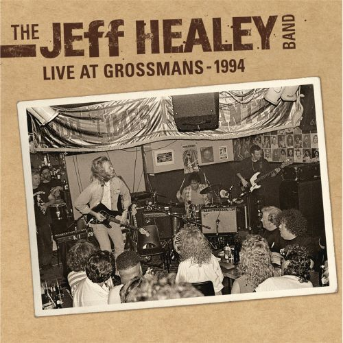 Live at Grossman's 1994