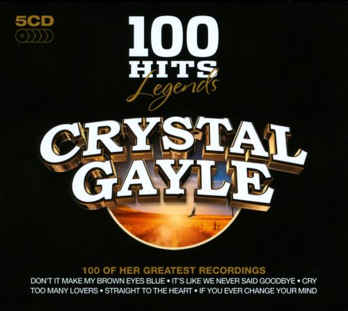 100 Hits Legends: Crystal Gayle