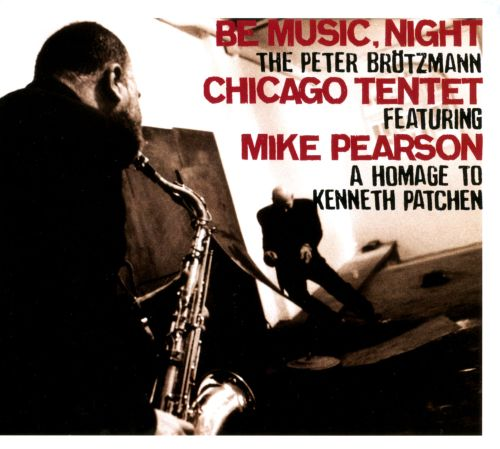 Kenneth Patchen be music night