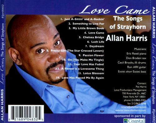 Love Came: The Songs of Strayhorn
