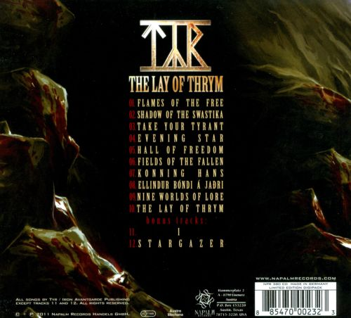 The Lay of Thrym
