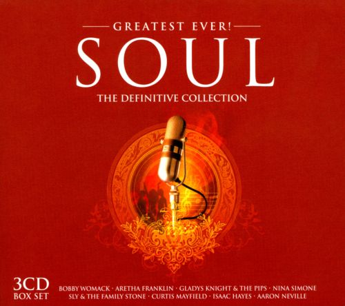 Greatest Ever! Soul: The Definitive Collection