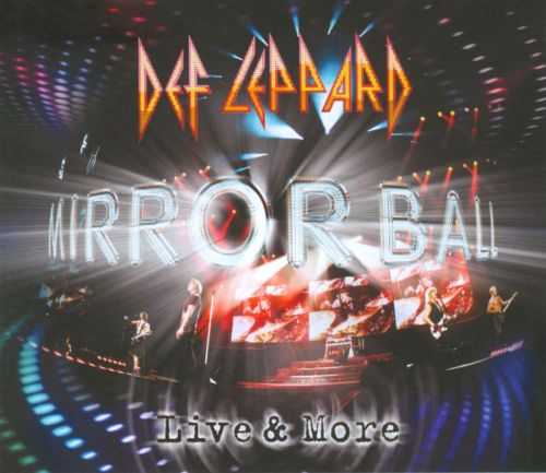 Mirror Ball: Live & More