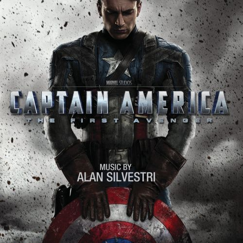 Captain America: The First Avenger [Original Score]