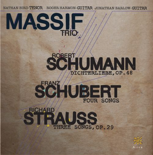 Massif Trio plays Schumann, Schubert & Strauss