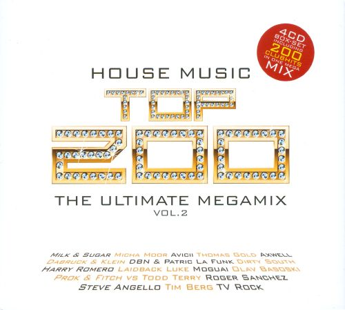 house music top 2000 the ultimate megamix vol 2