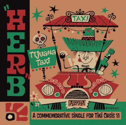 A  Commemorative Single For Tiki Oasis 11