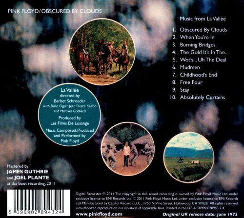 Curtains Ideas absolutely curtains pink floyd : Obscured by Clouds - Pink Floyd | Songs, Reviews, Credits | AllMusic