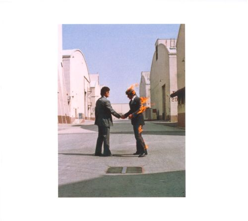 Wish You Were Here - Pink Floyd (1975)