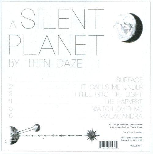 A  Silent Planet