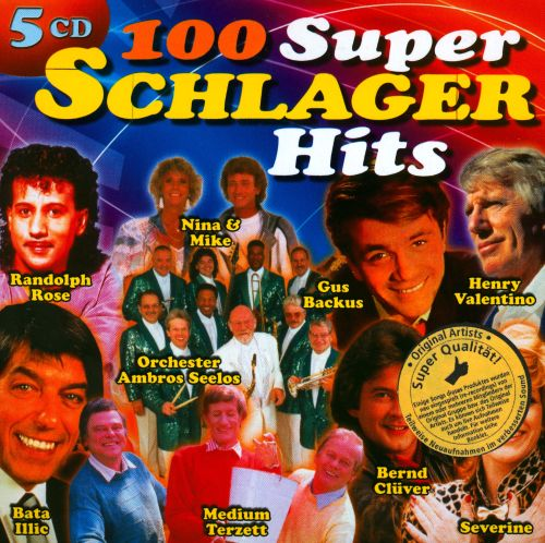100 Super Schlager Hits