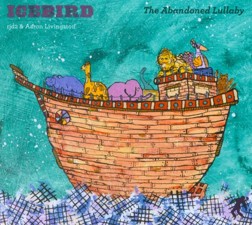 CD-Cover Icebird - The Abandoned Lullaby