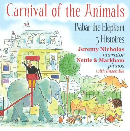 L Elephant Carnival Of The Animals Carnival of the Animal...