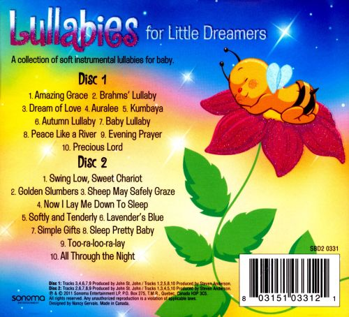 Lullabies for Little Dreamers