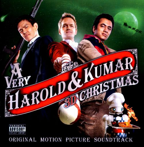 A Very Harold & Kumar 3D Christmas [Original Motion Picture Soundtrack]
