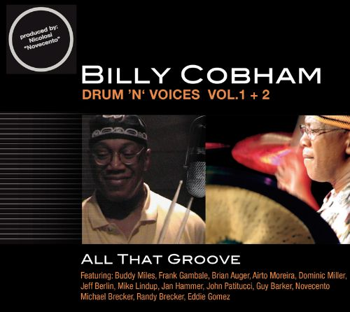 Drum 'n' Voice, Vols. 1-2: All That Groove